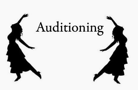 Auditioning #1 image