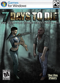 7 Days To Die Alpha Crakced-3DM Download PC Game
