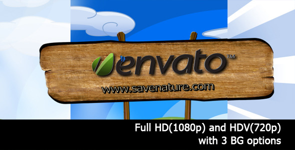 VideoHive Nature Park