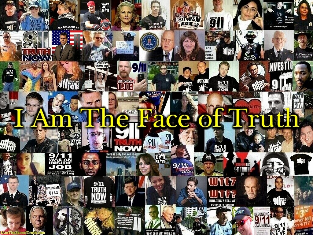 I Am The Face of Truth - Click on the picture!