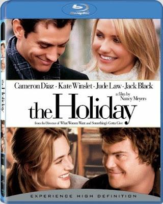 The Holiday 2006 BluRay 480p 300mb ESub