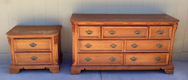 Bassett Dresser (SOLD)
