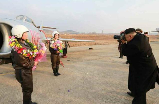 Fotos de Kim Jong Un: Imágenes desconocidas del gobernante