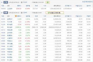 中国株コバンザメ投資ウォッチ銘柄watch20130121