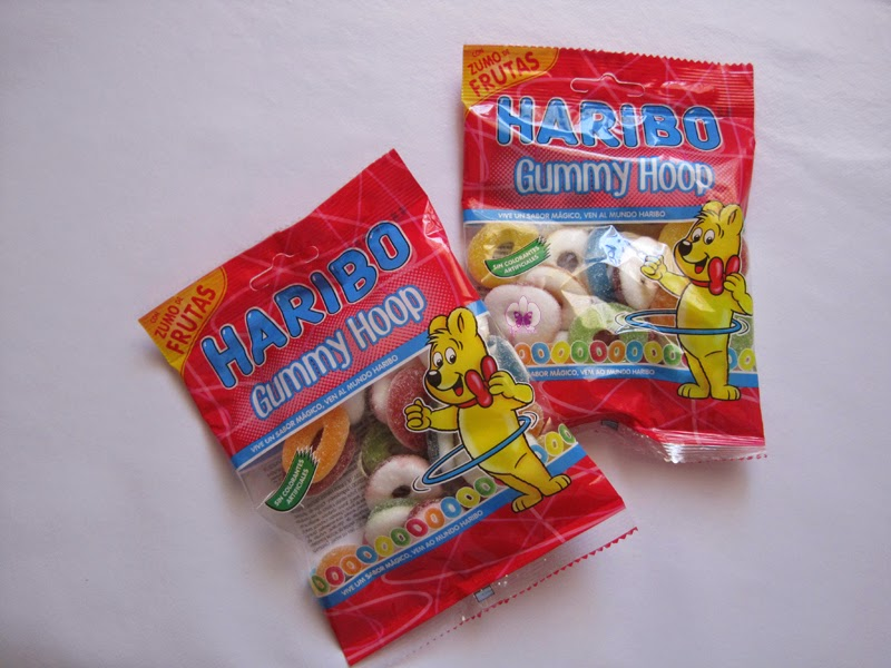 Haribo Gummy Hoop