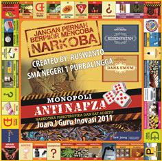 Monopoli Anti NAPZA