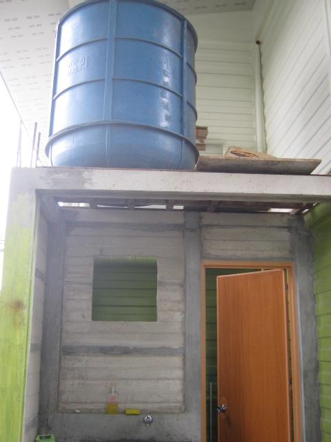 Vazbuilt model house