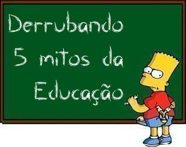 mentiras da educação no brasil