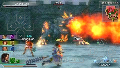 Download Dynasty Warriors Strikeforce