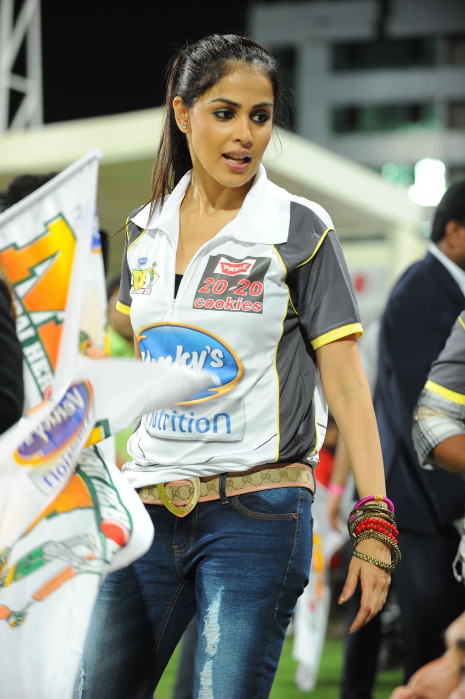 CCL - Celebrity Cricket Legue 2012 - Opening Ceremony ...