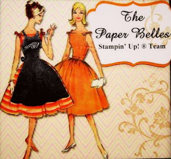 The Paper Belles Stampin' Up! Team