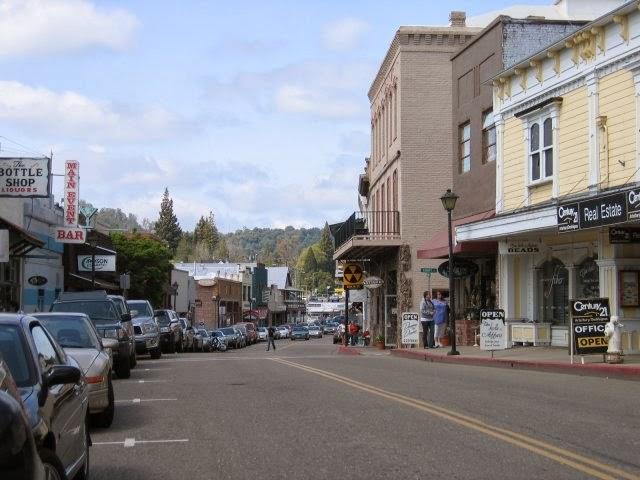 main street jackson california