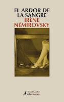 El ardor en la sangre, Irénè Nemirovsky