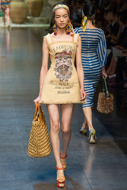 Dolce and Gabbana Spring '13