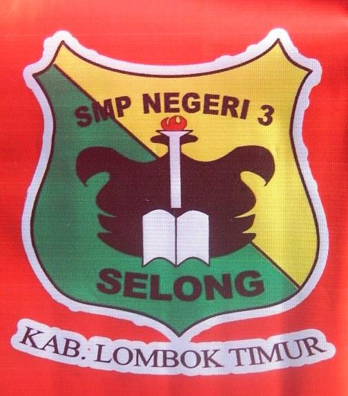 SMPN 3 Selong, Persembahan Logo Sekolah