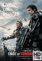 Edge of Tomorrow (2014) Web-DL 720p Latino-Ingles