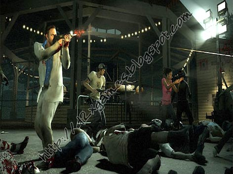 Free Download Games - Left 4 Dead
