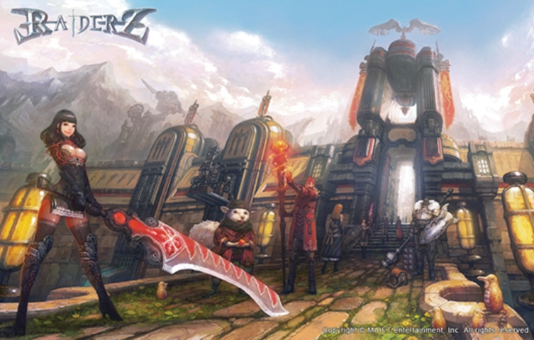 RaiderZ Online   MMOLite