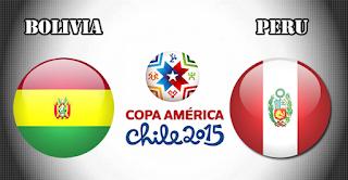 Bolivia vs Peru