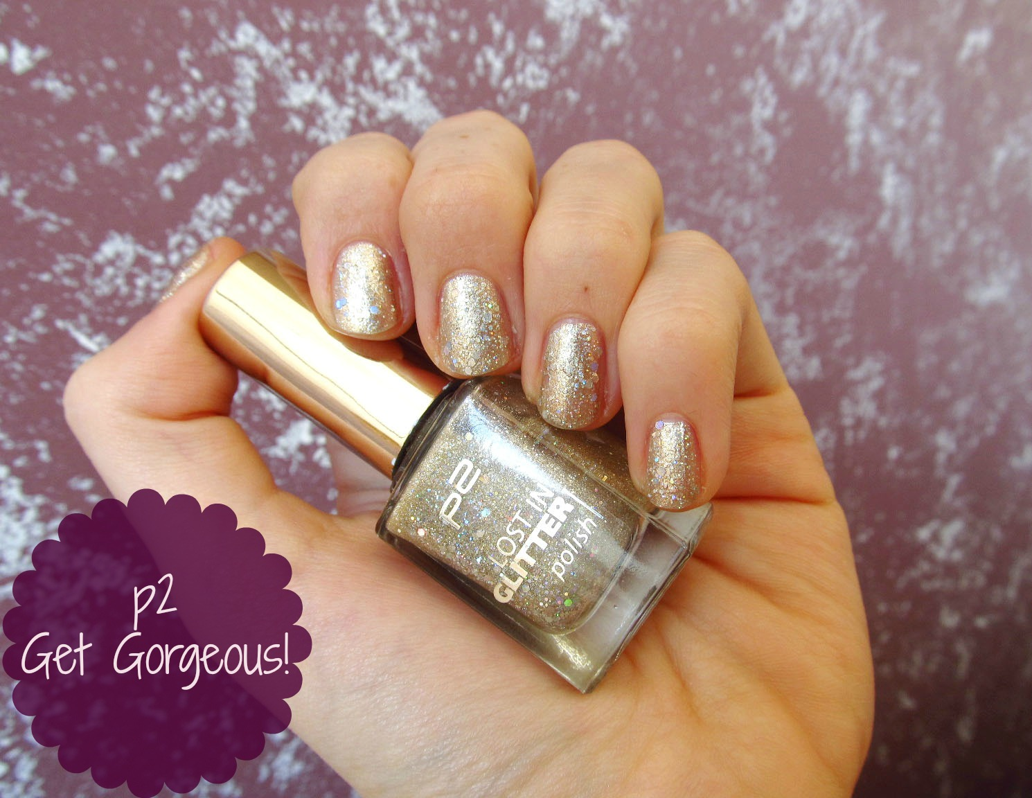 Passing Fancy: Glitter Nails: p2 Lost in Glitter - 02 Get Gorgeous!