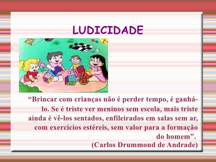 Brincadeiras Na Educação Infantil 2012