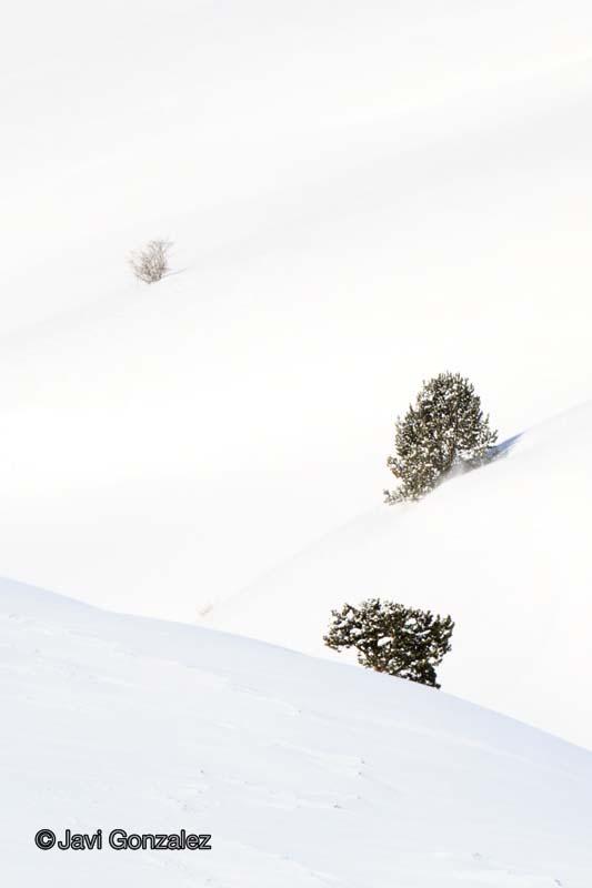 Vall d'Aran, nieve, snow