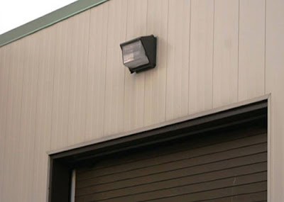 Outdoor Security Light