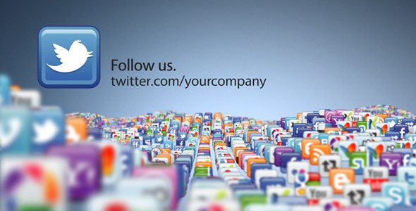 VideoHive The Social Media Network