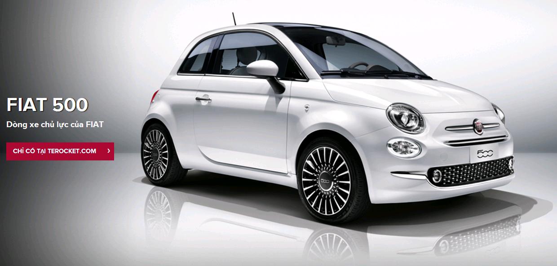 Các dòng xe Fiat & mẫu xe Fiat từ trước đến nay