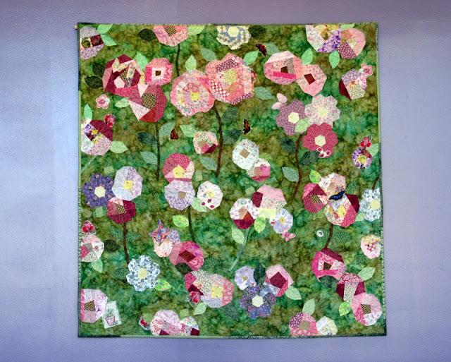 quilt at Murrieta Senior Center
