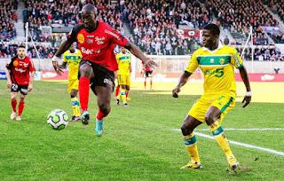 Guingamp-Dijon-ligue-2