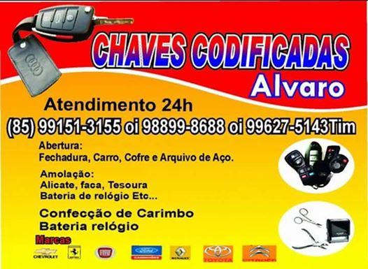 Chaveiro Alvaro.
