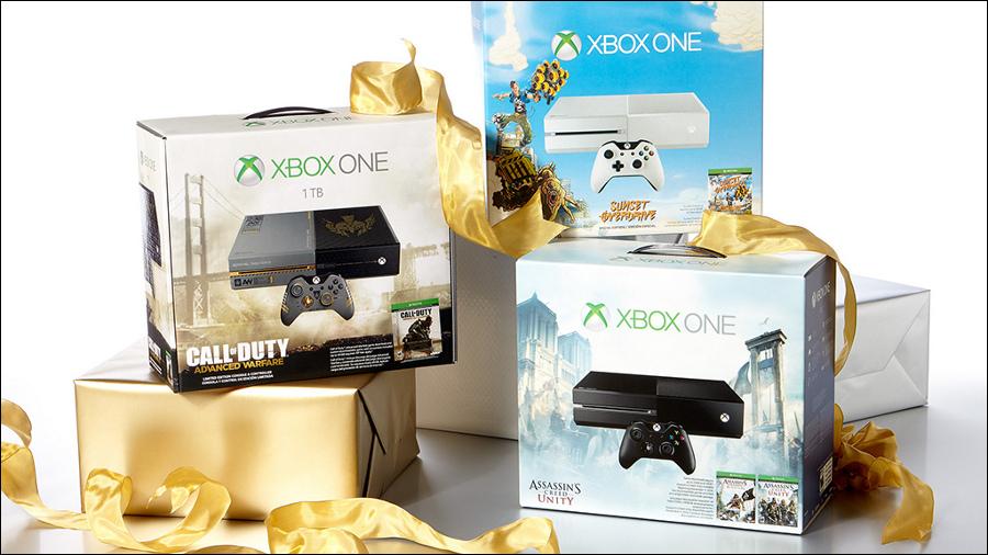 Xbox One bate vendas da PS4 em Novembro no Reino Unido e EUA