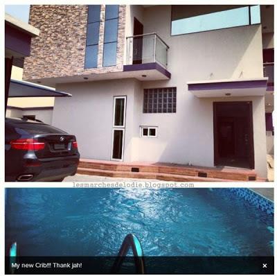 Wizkid's House