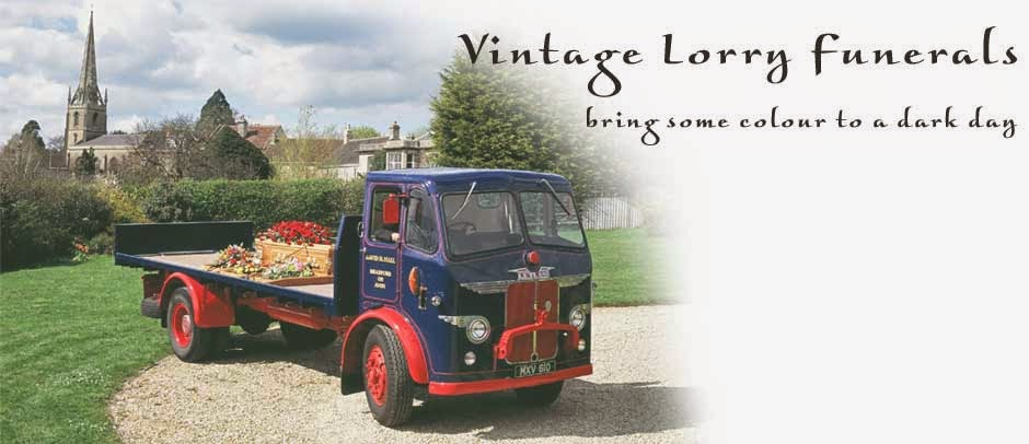 Vintage Lorry Funerals