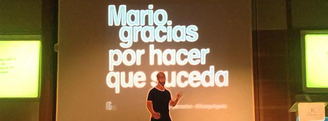 #calpemocion Isra Garcia Gracias Mario