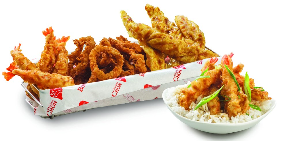 Press release the sea son s best from bonchon for Sea city fish and chicken