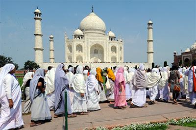 Тадж-Махал обзавелся бесплатным Wi-Fi для туристов