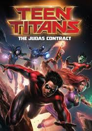 Teen Titans: Thỏa Thuận Judas, Teen Titans: The Judas Contract