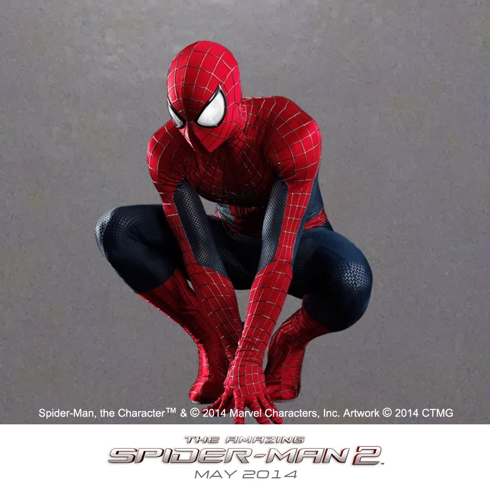 "Traje  3 Spidey en  ""The Amazing Spider-Man: El Poder de Electro"""
