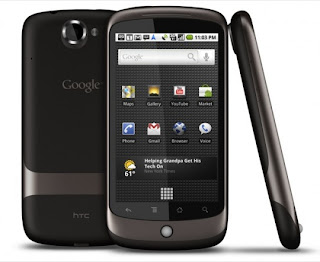 Google HTC Nexus One