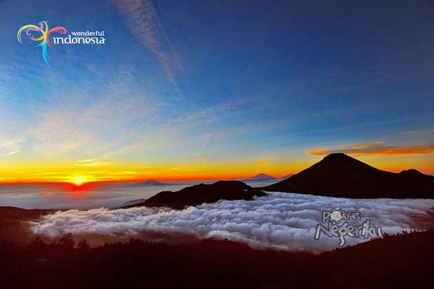 Harga Tiket Masuk Wisata Bukit Sikunir Terbaru Maret 2015