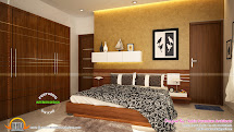 Kerala Interior Design Bedroom