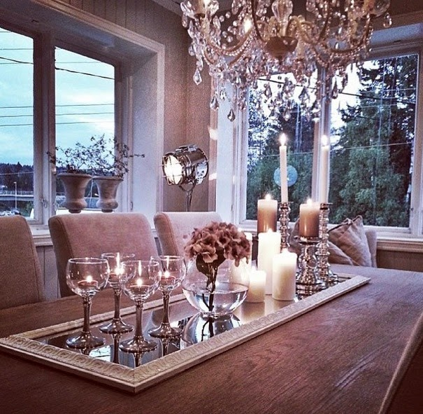 Incroyable How Do You Jazz Up Your Dining Table And Which Featured Table Top Decor  Idea(