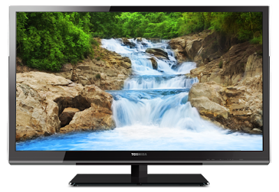 Toshiba LED TV models