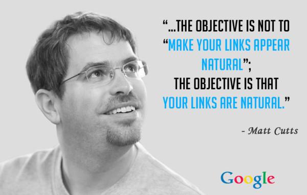 Google Organic link