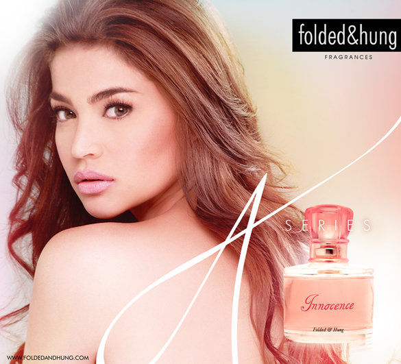 Anne Curtis Folded and Hung