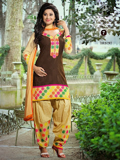Latest Punjabi Suits