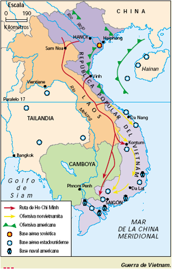 guerra de vietnan: