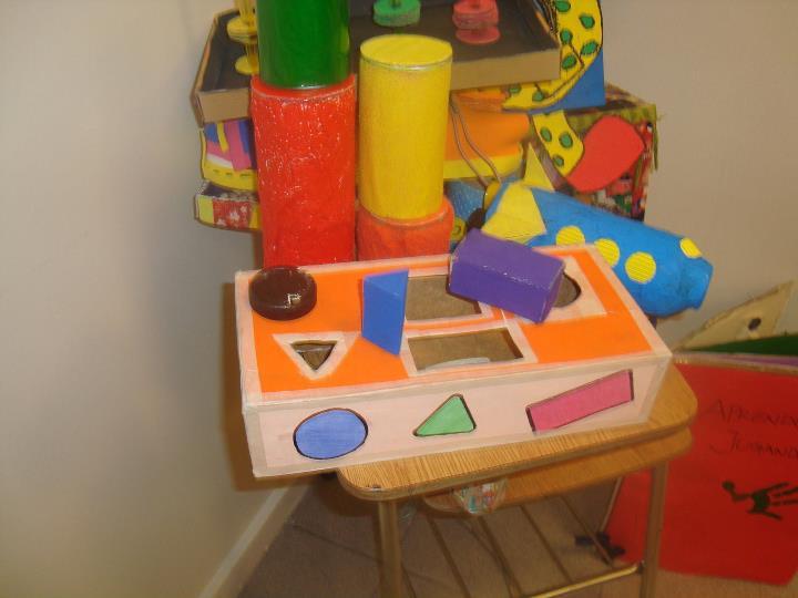 recursos pedagogicos: juegos didacticos hechos con material reciclable